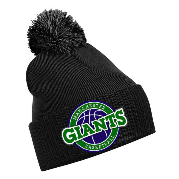 Bobble Hat – Manchester Giants 9cf33ff02