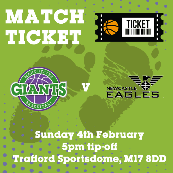 v Newcastle Eagles (04/02/18)