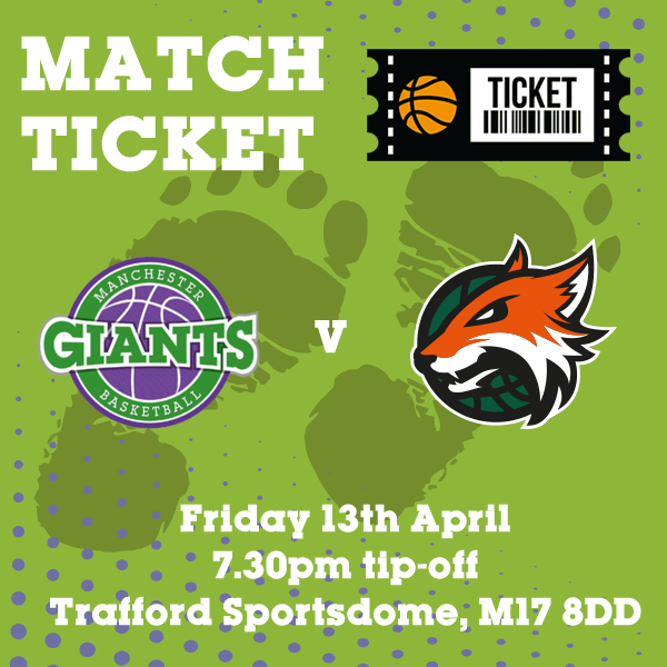 v Plymouth Raiders (13/04/18)