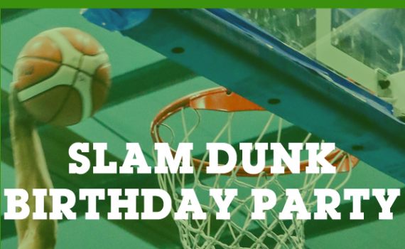 Slam Dunk Birthday Party